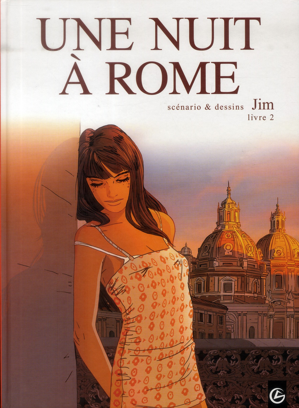 UNE NUIT A ROME - VOLUME 2 Jim Bamboo